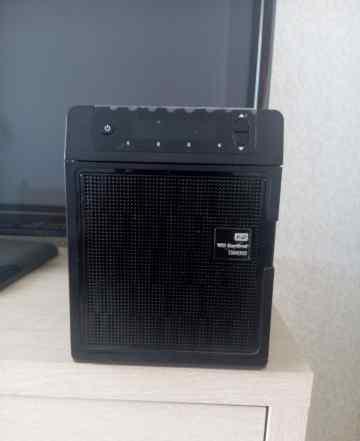 Сервер хранения WD Sentinel DX4000