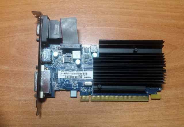 Sapphire HD 6450 PCI-E 1Gb для htpc