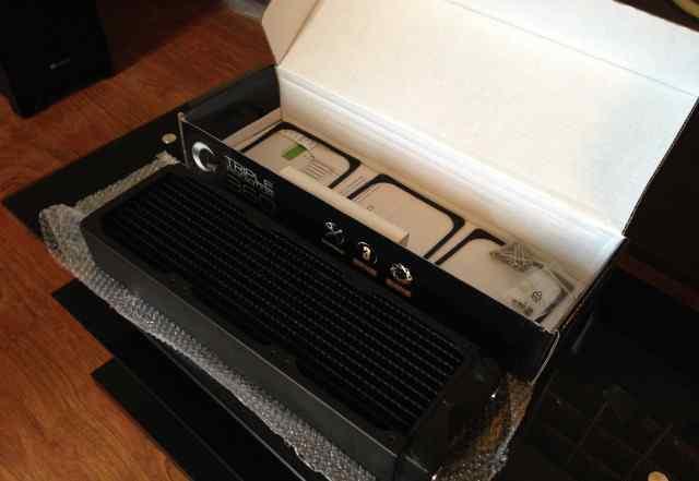 Радиатор 3x120мм Coolgate 360