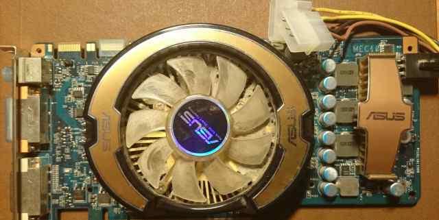 Видеокарта asus TeK EN9800GT/ HB/ htdi/512M/A