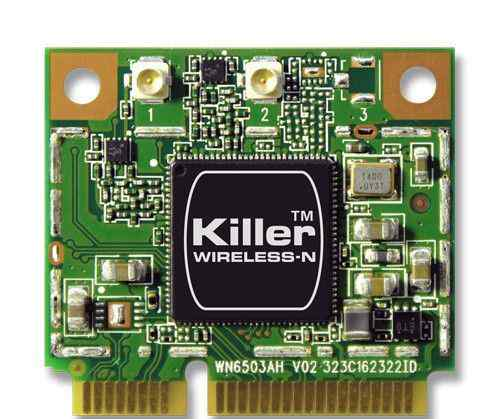 Bigfoot Networks Killer N-1102