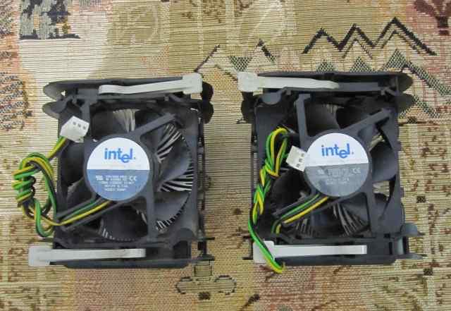 Охлаждение Intel Pentium S 478
