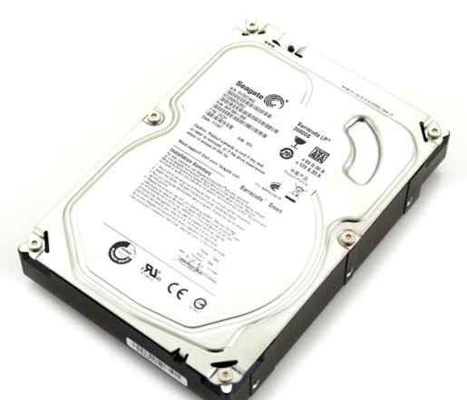 Жесткий диск на 2Tb (2000Gb)