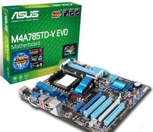 Asus M4A785TD-V EVO