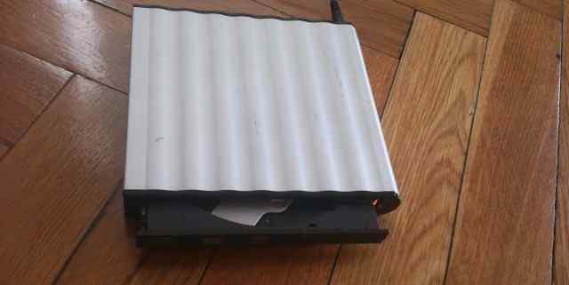 Внешний DVD RW DL привод Rovermate MS-DVE2