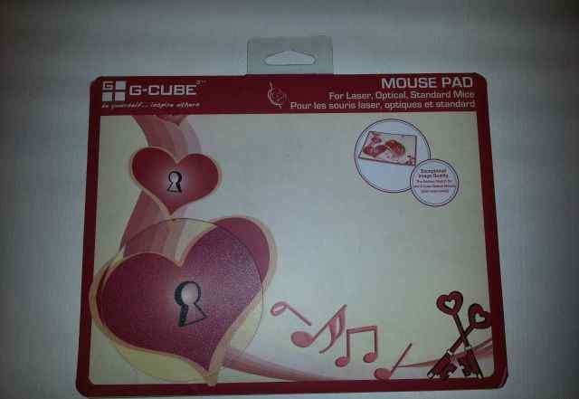 Коврик для мыши G-Cube
