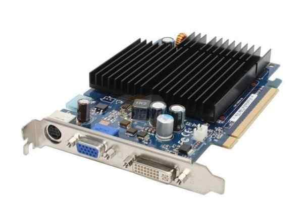Видеокарта asus GeForce 8500 GT Silent