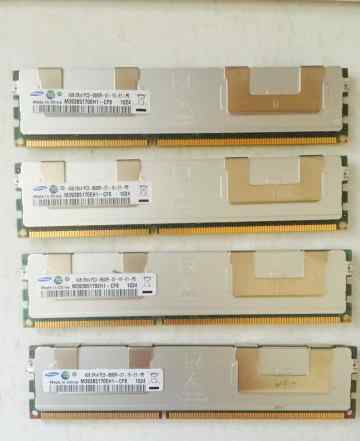 Samsung DDR-III dimm 32GB (8x4GB) PC3-8500 ECC