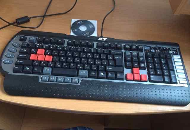 Клавиатура A4Tech G800V X7