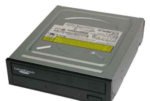 Sony Optiarc AD-7243S DVD-RW black