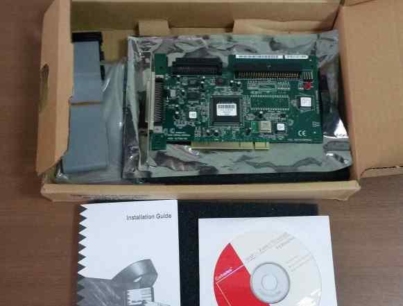 Контроллер Adaptec scsi AHA-2940UW