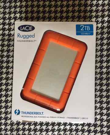 Lacie thunderbolt rugged 2tb 9000488