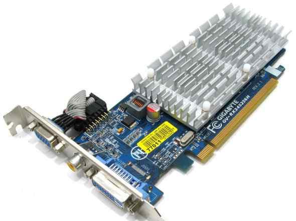Видеокарта Gigabyte Radeon GV-RX345256H