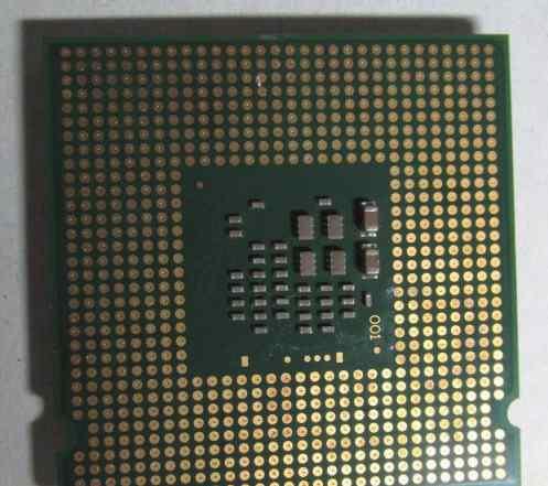CPU Intel Pentium 4 531 3.0 ггц, 1core, 1Мб, 800мг