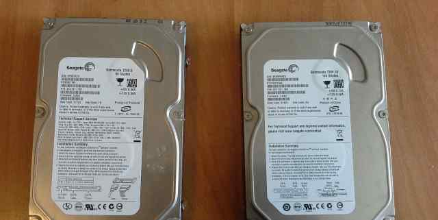 Seagate Barracuda 7200
