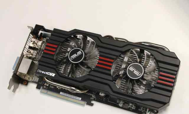 Asus HD7870 Series 2GB