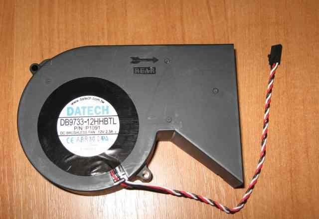 Datech DB9733 dell Optiplex GX270 CPU Fan