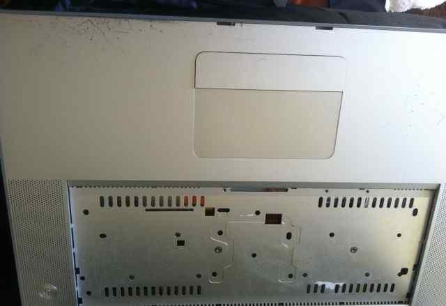 Топкейс клавиатуры macbook 15 2008 a1260