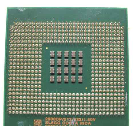 Intel Xeon SL6GG 2.8 GHz