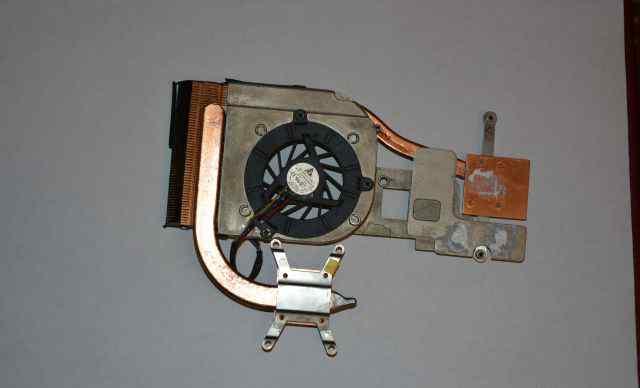 Система охлаждения для asus A8S