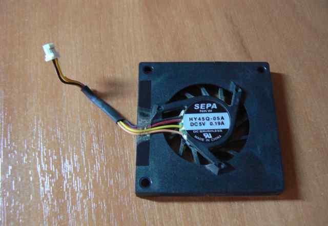 Кулер системы охлаждения Asus EEE PC900