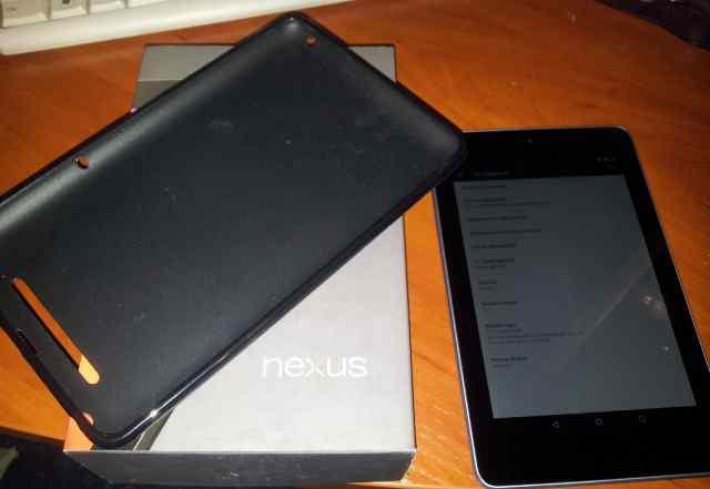 Asus Nexus 7 16 gb Wi-Fi