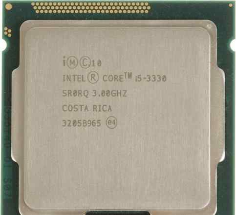 Intel Core i5-3330 Ivy Bridge (3000MHz, LGA1155, L