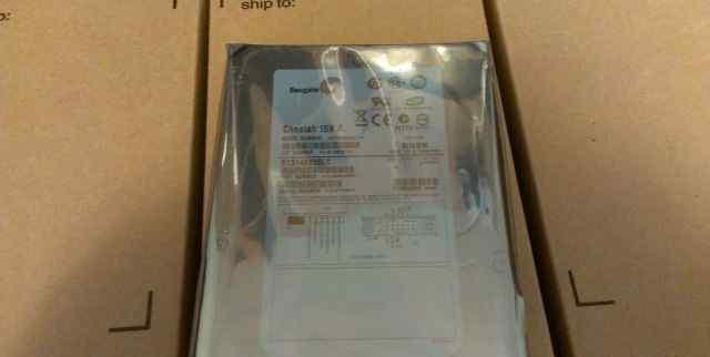 Жесткие диски Seagate ST3146855LC
