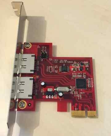 Rosewill RC-226 PCI-Express 2.0 SATA III (6.0Gb/s)