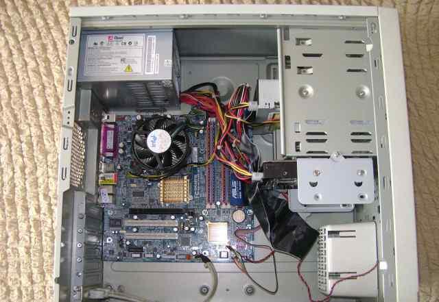 Системный блок Intel Celeron 2.66GHz