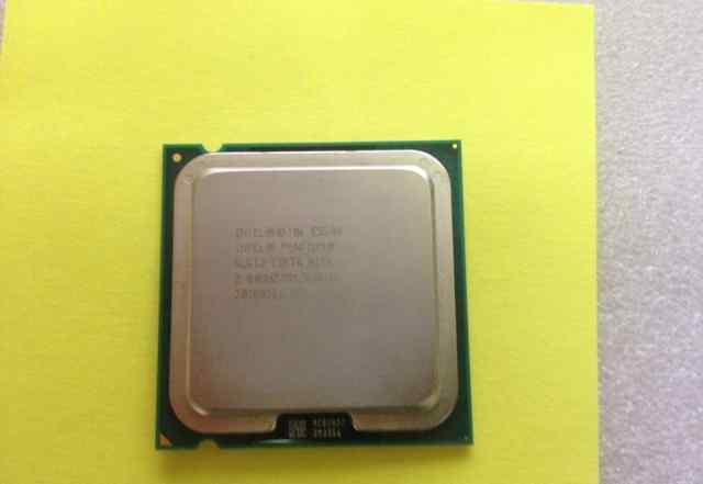 Процессор Intel E5500 LGA 775 Dual-Core