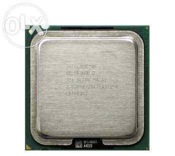 Intel Celeron D 2.53 GHz S775