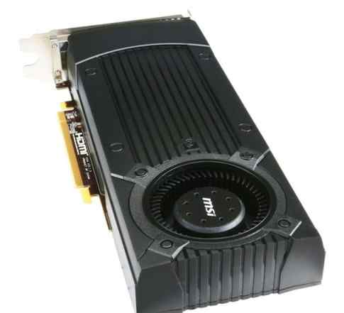 GeForce GTX 760 (2G) Reference