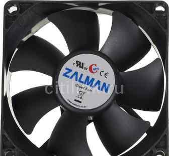 Вентилятор zalman ZM-F1 Plus, 80мм