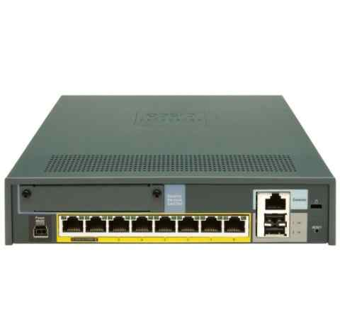 Межсетевой экран Cisco ASA5505-K8 (нов.)