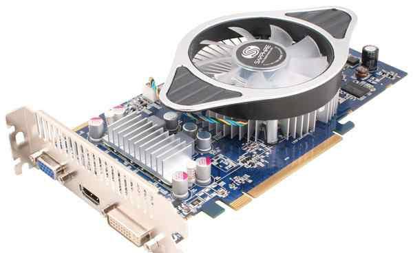 Sapphire Radeon HD 4850 512MB gddr 3 PCI-E