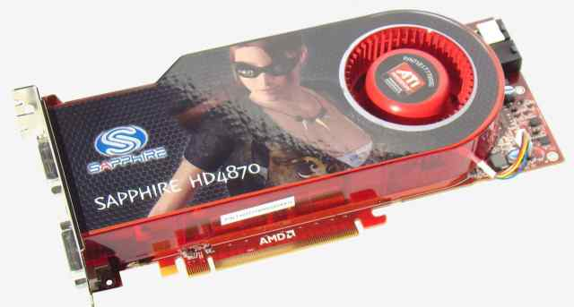 Sapphire HD 4870 512Mb