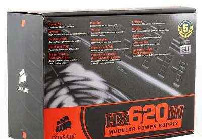 Блок питания Corsair cmpsu-620HX 620W