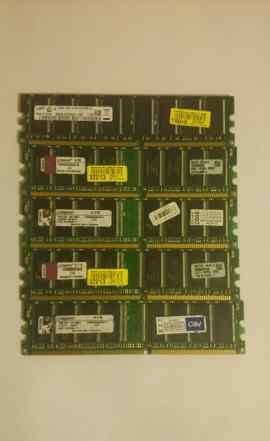 DDR-400(3200) 1Gb