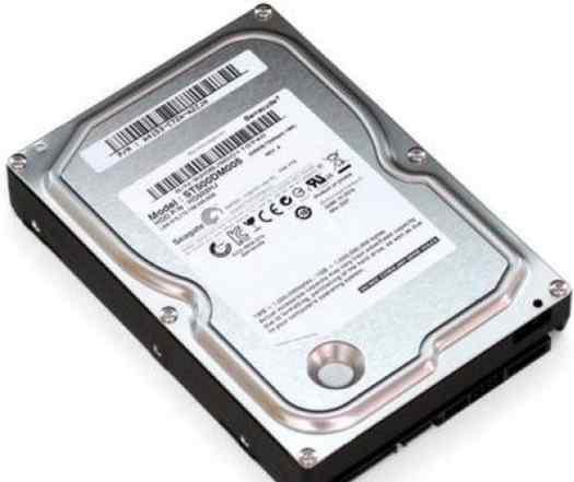 Жесткий диск 500.0 Gb Seagate SATA-II