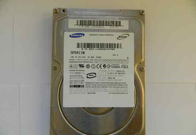 Жесткий диск Samsung 3.5