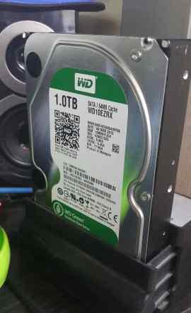 Жёсткий диск Western Digital WD10ezrx 1.0Tb