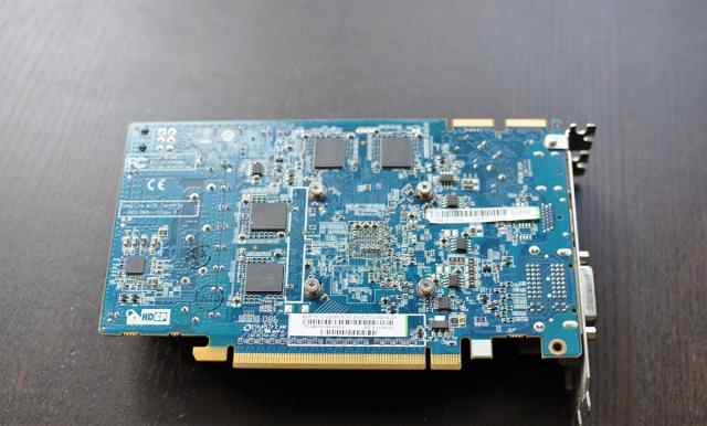 Sapphire Radeon HD 5750 1Gb