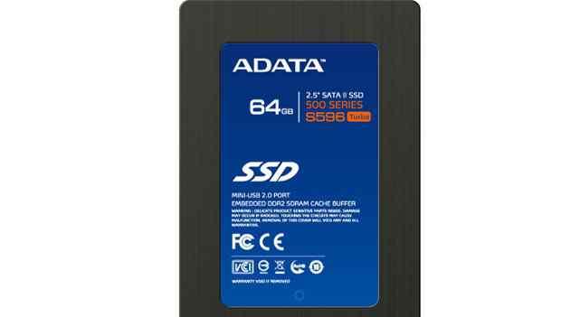 SSD adata S596 Turbo 64Gb