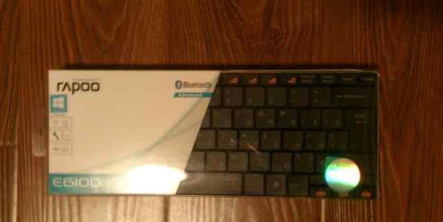 Клавиатура Rapoo e6100 bluetooth