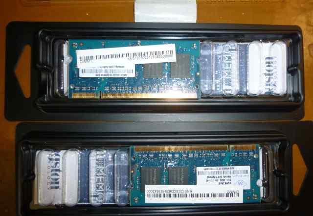 Память PC24200 DDR2 533 SO-dimm 512MB