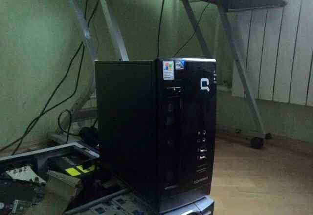 Настольный компьютер HP compaq 100eu Sff