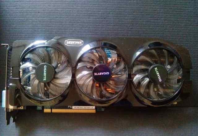 Видеокарта Gigabyte GeForce GTX 670 2048Mb