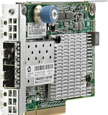 Адаптер HPEthernet 10Gb 530FLR-SFP (647581-B21)