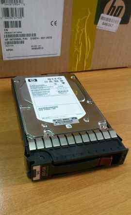 Жесткие диски HP 300 GB 516810-001 SAS 15K 3.5